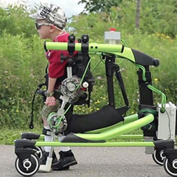 Robot giúp trẻ khuyết tật